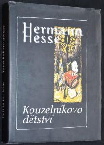 náhled knihy - Kouzelníkovo dětství : autobiografická pohádka (slovensky)