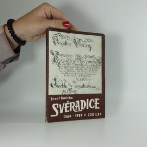 náhled knihy - Svéradice 1264-1989