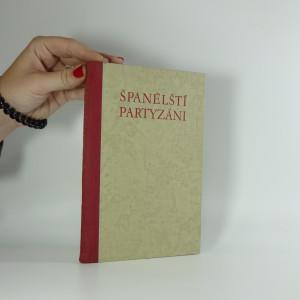 náhled knihy - Španělští partyzáni