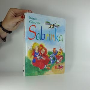 náhled knihy - Sabrinka