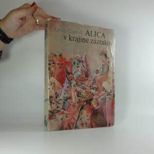 náhled knihy - Alica v krajine zázrakov