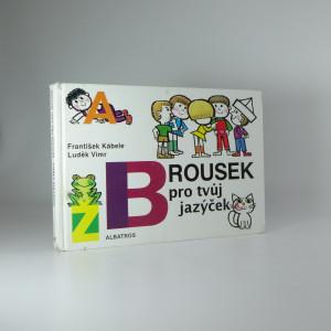 náhled knihy - Brousek pro tvůj jazýček