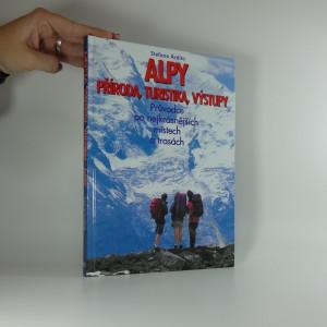 náhled knihy - Alpy - příroda, turistika, výstupy