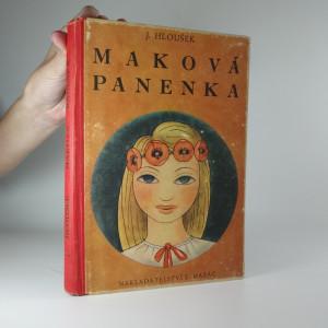 náhled knihy - Maková panenka