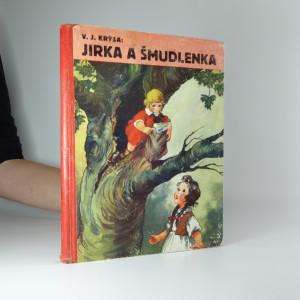 náhled knihy - Jirka a Šmudlenka