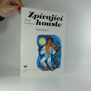 náhled knihy - Zpívající housle