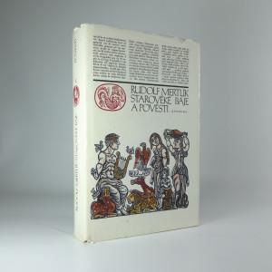 náhled knihy - Starověké báje a pověsti