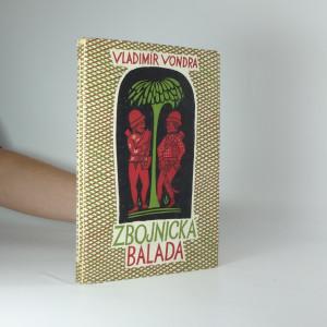 náhled knihy - Zbojnická balada