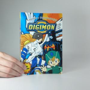 náhled knihy -  Digimon: Legenda o Digivyvolených