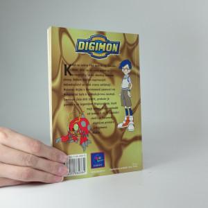 antikvární kniha  Digimon: Legenda o Digivyvolených, 2002