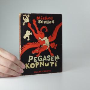 náhled knihy - Pegasem kopnutí