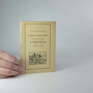 náhled knihy - Popis a dějiny českého hradu Štřekova u Ústí n. Lab.