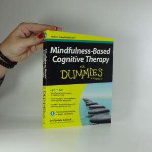 náhled knihy - Mindfulness-Based Cognitive Therapy For Dummies