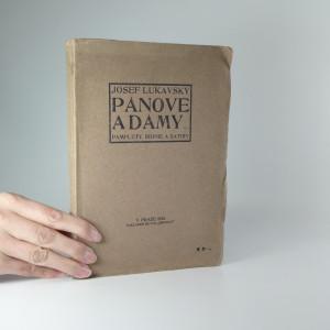 náhled knihy - Pánové a dámy : Pamflety, ironie a satiry