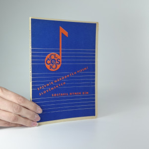 náhled knihy - Spevník národných piesní slovenských