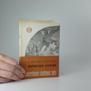 náhled knihy - Chýnovská jeskyně