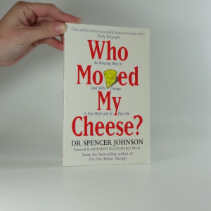náhled knihy - Who Moved My Cheese?