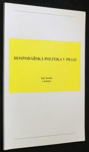náhled knihy - Hospodářská politika v praxi
