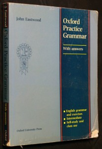 náhled knihy - Oxford practice grammar with answers