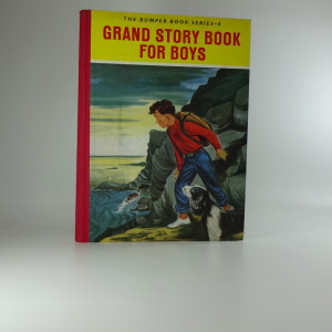 náhled knihy - Grand Story Book for Boys