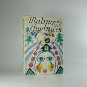 náhled knihy - Malinový chodníček