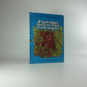 náhled knihy - O medvídkovi, který se ztratil a zase se našel