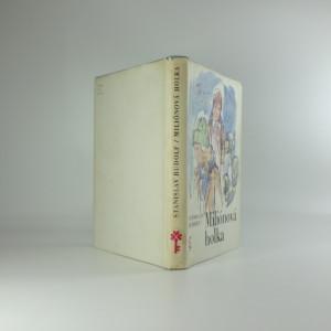 antikvární kniha Miliónová holka, 1986