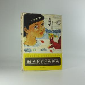 náhled knihy - Mary Jana