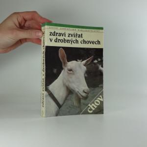 náhled knihy - Zdraví zvířat v drobných chovech