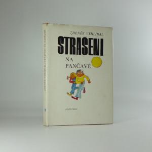 náhled knihy - Strašení na Pančavě