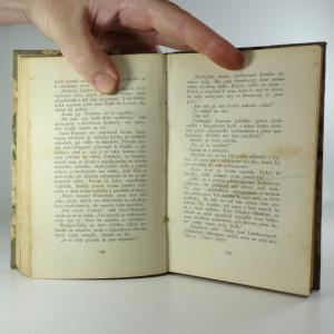 antikvární kniha O bezživotí Bonapartovo, 1931