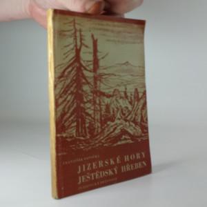 náhled knihy - Jizerské hory - Ještědský hřeben