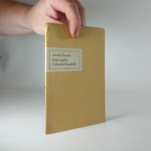 náhled knihy - Čtení o pálaci Colloredo-Mansfeldů