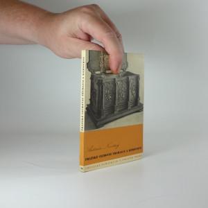 náhled knihy - Pražské cechovní truhlice a korouhve