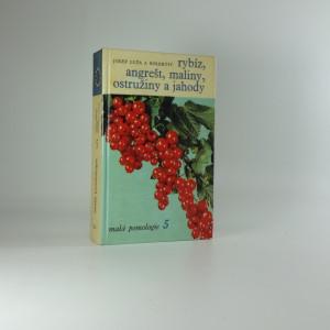náhled knihy - Rybíz, angrešt, maliny, ostružiny a jahody