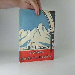 náhled knihy - Poprad - Spišská Sobota
