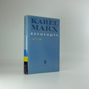 náhled knihy - Karel Marx : životopis