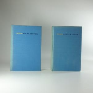náhled knihy - Myslitel a bojovník.: I. Filosofie, náboženství,  II. Církev, stát a právo
