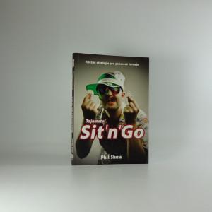 náhled knihy - Tajemství Sit'n'Go : vítězné strategie pro pokerové turnaje