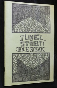 náhled knihy - Tunel štěstí