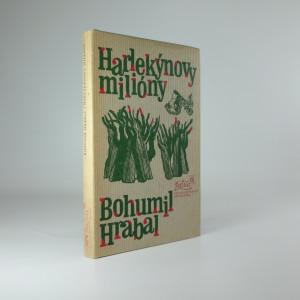 náhled knihy - Harlekýnovy milióny