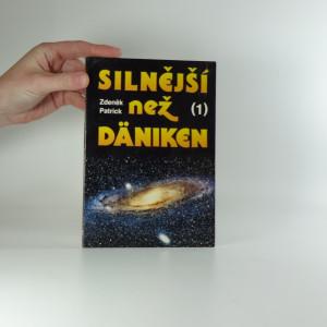 náhled knihy - Silnější než Däniken(1)