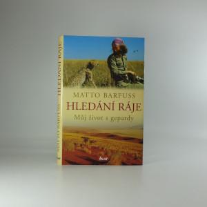 náhled knihy - Hledání ráje : můj život s gepardy
