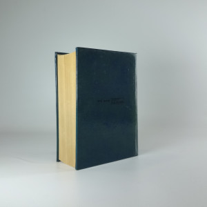 antikvární kniha Česko - anglický slovník, 1972