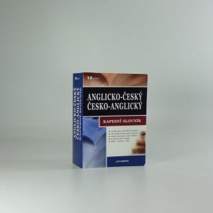 náhled knihy - Anglicko-český, česko-anglický kapesní slovník Česko-anglický, anglicko-český kapesní slovník Anglicko-český, česko-anglický kapesní slovník --pro každého