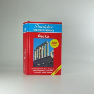 náhled knihy - Turistický průvodce: Řecko