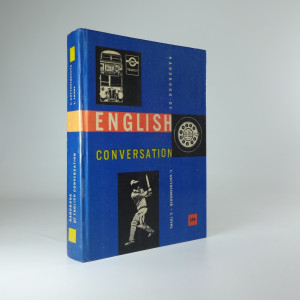 náhled knihy - English conversation