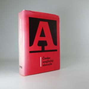 náhled knihy - Česko anglický slovník