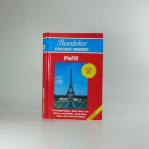 náhled knihy - Paříž : Baedeker - Turistický průvodce