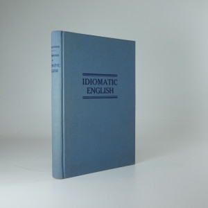 náhled knihy - Handbook of Idiomatic English
